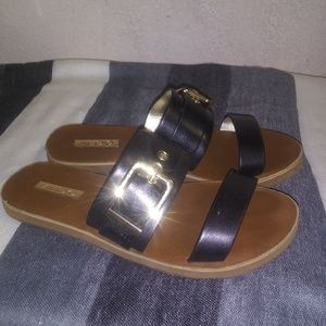 ALDO women's leather sandals